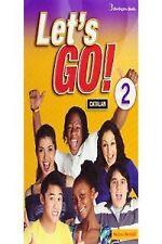 (CAT).LET'S GO 2.(STUDENT'S BOOK). NUEVO. Nacional URGENTE/Internac. económico