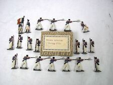 French Military Personnel Vintage Toy Soldiers