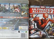Marvel Ultimate Alliance 2 PLAYSTATION 3 PS3