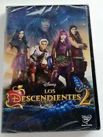 LOS DESCENDIENTES 2 - DVD - DISNEY CHANNEL - SECUELA - FANTASTICO - INFANTIL