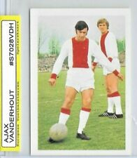 1970 Sjaak Swart AJAX Voetbalsterren Vanderhout