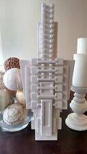 "Frank Lloyd Wright HOLLYHOCK HOUSE DESIGN Tile 8.5""X21"" Wall Art"