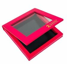 New Z Palette Makeup Organizer Small Hot Pink with Metal Stickers
