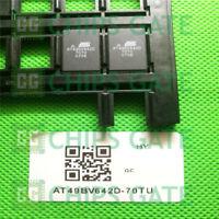 1PCS AT49BV642D-70TU Encapsulation:TSOP48,64M,2.7V, BTM BOOT, IND TEMP,