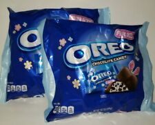 2 Oreo Fun size Easter Chocolate Candy 10.2oz bags