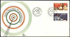 Transkei 1977 radio FDC First Day Cover #C41527