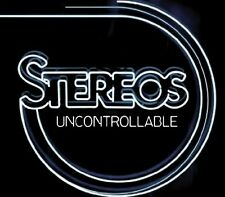 Stereos - Uncontrollable  RARE OOP ORIG Canadian Hip Hop Pop 2nd Album CD (New!)