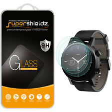 3X Supershieldz Tempered Glass Screen Protector for Motorola Moto 360 (2020)