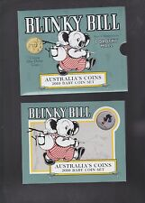 2010 Baby UNC Coin Set Blinky Bill Series Australia Bithday Year Birth