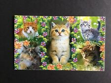 Chats - Cats - Animaux - Stickers Autocollants