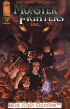 MONSTER FIGHTERS INC.: BLACK BOOK (2000 Series) #1 Very Fine Comics Book