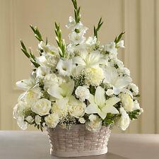 Sympathy Arrangement Fresh Flowers Delivery by Florist