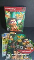 Tak and the Power of JuJu Playstation 2 PS2 Video Game Complete