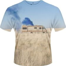 Breaking Bad - Trailer T-Shirt Homme / Man - Taille / Size S PLASTIC HEAD
