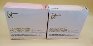 IT Cosmetics Celebration Foundation Illumination Hydrating Powder You Choose