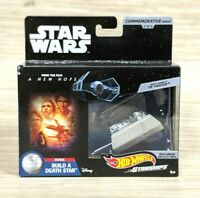 Star Wars Hot Wheels Starships Vader's Tie Fighter Commemorative 4 of 9 Chrome