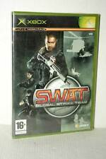 SWAT GLOBAL STRIKE TEAM GIOCO NUOVO SIGILLATO XBOX ED ITALIANA PAL VBC 50539