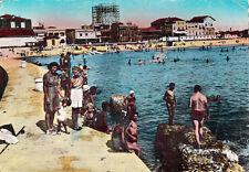 PALAVAS-LES-FLOTS 28 la baignade aux rochers baigneurs