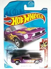 Hot Wheels - Flames - '68 Shelby GT500 - Purple - 169/250 - 5/10
