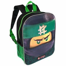 Lego Ninjago Backpack | Boys Lego Ninjago Movie Rucksack | Lego Ninjago Bag