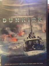DUNKIRK Brand New Sealed  DVD