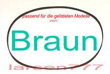 Antriebsriemen für Plattenspieler Braun Audio 300 308 310 Anlage*NEU*Peese*belt*