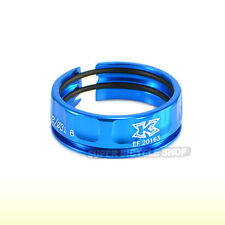 KCNC SC14 Seat Post Grip , 27.2 / 31.8mm , Blue