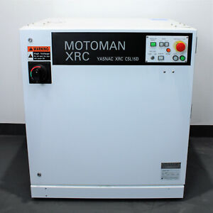 Yaskawa Motoman XRC Steuerung Yasnac CSL15D Roboter Schaltschrank CACRCSL15DAAA