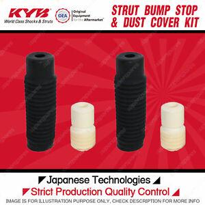 2x Rear Strut Bump Stop + Dust Cover Kit for Mazda 323 Astina Protege BA BJ