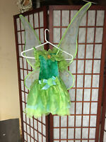 Tinker Bell Lost Treasure Halloween Costume girls size xs (4)