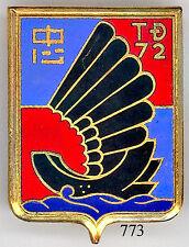 773 - ETATS ASSOCIES - 72e T.D.