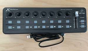 Behringer X-Touch Mini USB & MIDI Control Surface