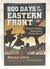 800 Days on the Eastern Front - Military - History - Red Army - WWII - HC