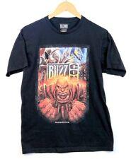 2013 BlizzCon Blizzard Gromash Hellscream World Of Warcraf WoW Men's T-Shirt M