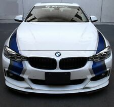 M Racing Rally Sticker Stripes Decal Custom for BMW 1/2/3/4/5 M3M4M5 X1/X3