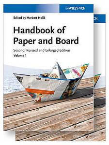Handbook of Paper and Board by Wiley-VCH Verlag GmbH (Hardback, 2013) #3783