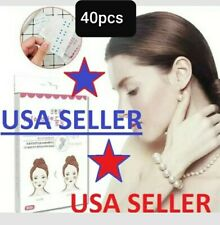 40pcs /40 pcs Instant Face Neck and Eye Lift Facelift tapes