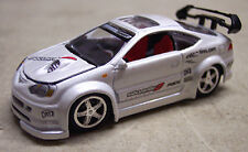 MUSCLE MACHINE DIE CAST IMPORT ACURA RSX PEARL WHITE 1:64 Scale