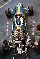 Graham Hill Lotus 49 Dutch Grand Prix 1967 Photograph 4
