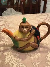 Royal Doulton Monkey Teapot