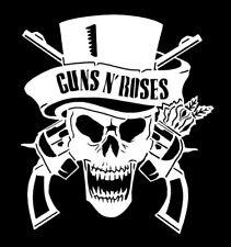 high detail airbrush stencil guns and roses FREE POSTAGE