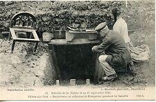 CARTE POSTALE / BATAILLE DE LA MARNE 1914 / VILLERS AU VENT SOUTERRAIN