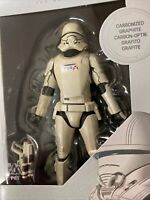 "Star Wars Carbonized First Order Jet Trooper Action Figure Black Series 6"" MINT!"
