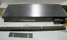 """Magna-Lock Magnetic Chuck Assembly for Surface Grinder 8"""" x 24"""" NOS  - U.S.A."""