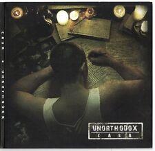 THAT RAPPER CALLED CASA Unorthodox CD EP 2013 oz hip hop aussie signed +DIABOLIC