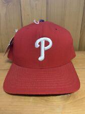 Vintage Philadelphia Phillies New Era Snapback Hat Made In USA NWT