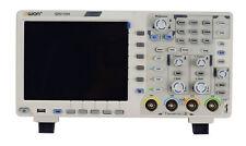 OWON SDS1104 Oscilloscope 4-Channel Digital 100MHZ Bandwidth 1GS/s High Accuracy