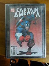 Captain America #25  9.6 💥💥💥 (Apr 2007, Marvel) Death Of Captain America