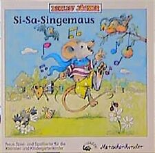Detlev Jöcker Si-Sa-Singemaus  [CD]