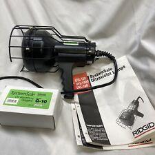 Ridgid System Safe Uvl 150 Self Ballasted Ultraviolet Leak Detection Lamp 365nm